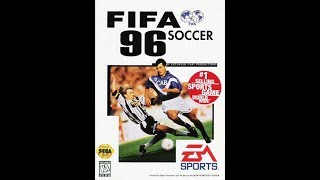 FIFA Soccer 96 - EA Sports - Review (PC)