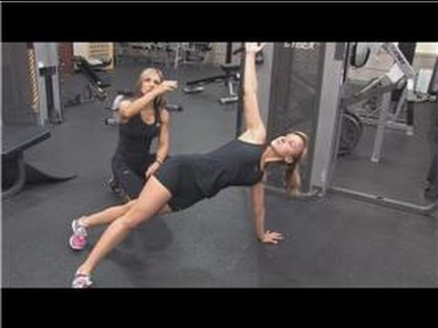 Workouts for Women : How to Get Rid of Love Handles with Exercises