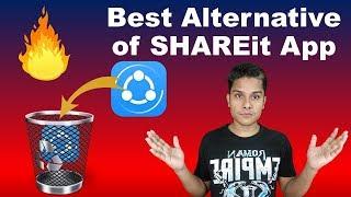 Best Alternative for SHAREit App | Best App for sharing files: XShare
