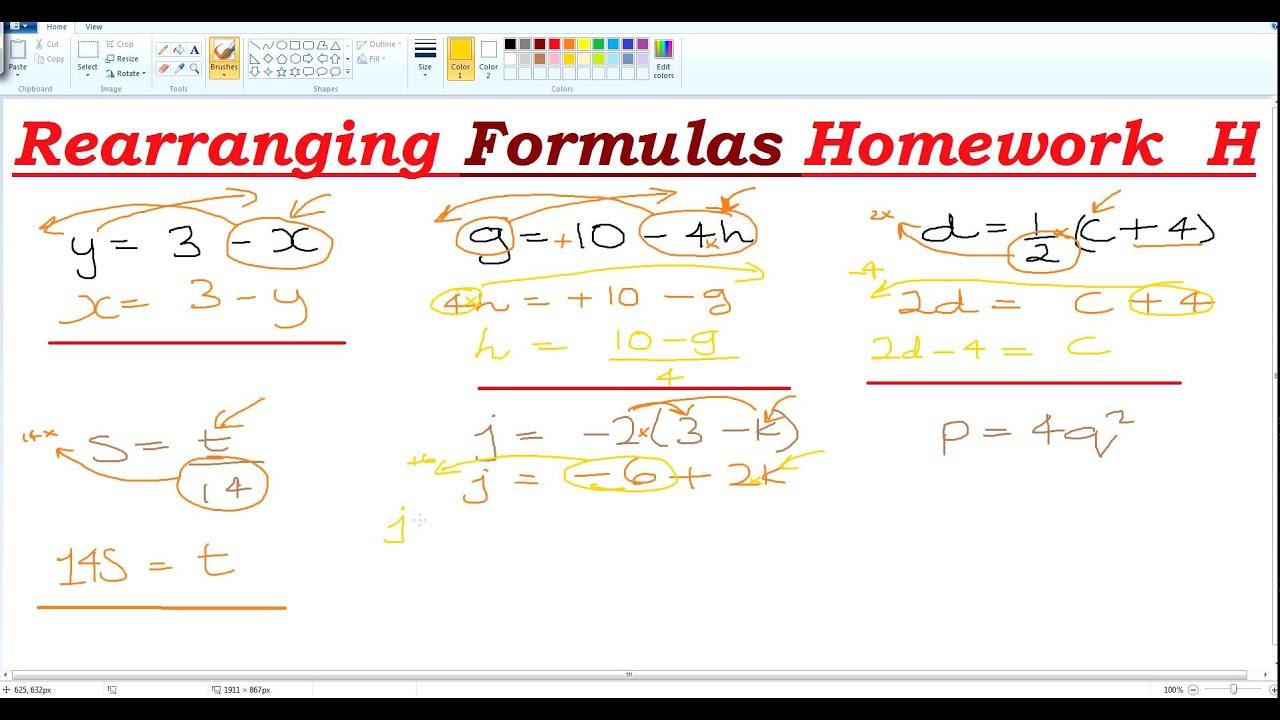 Re homework help