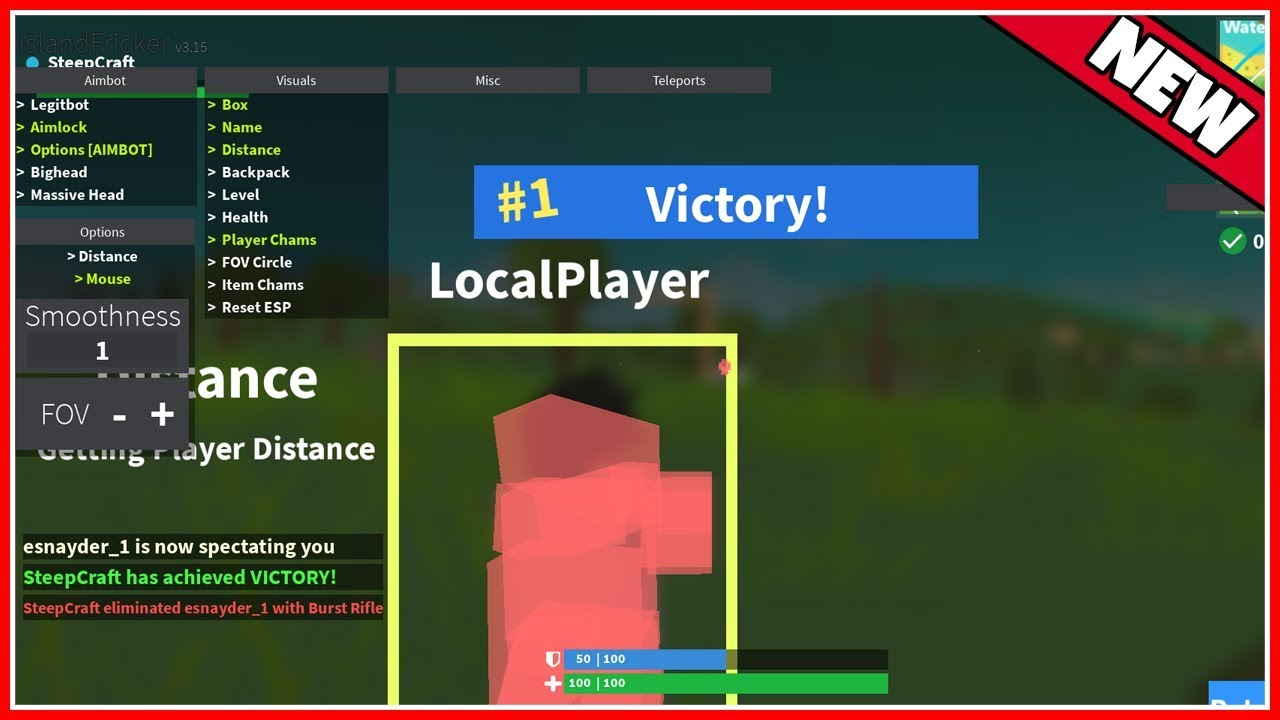 Roblox Island Royale Aimbot Script - Get Free Robux Tips