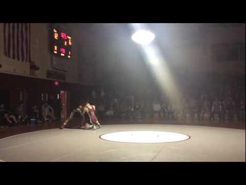 195 lb. | Noah Giffard (Concord, NH) vs. Jacob Post (Timberlane, NH)