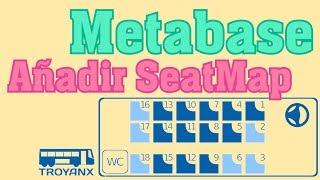 Metabase: añadir SeatMap 🚍