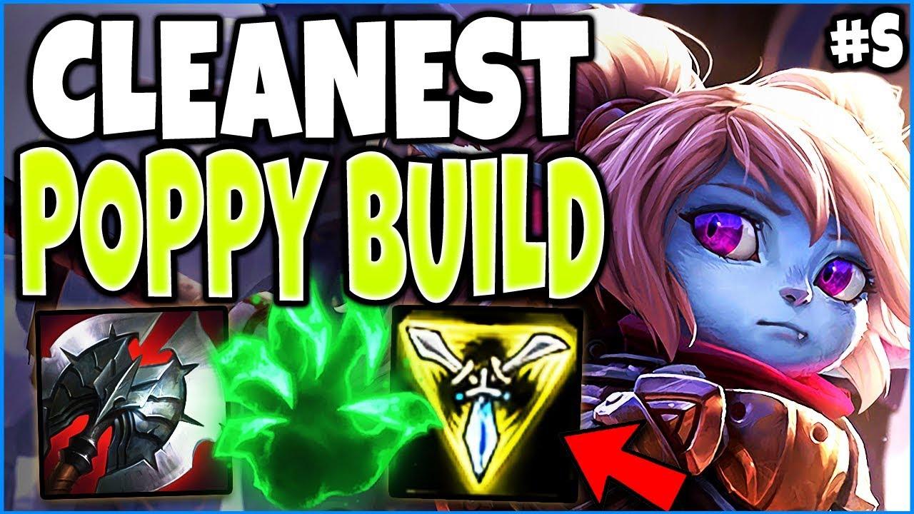 poppy pro builds
