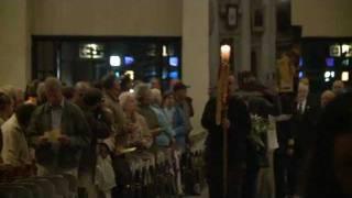 Célébration du premier anniversaire de la canonisation de saint frère André