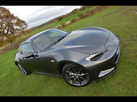 Mazda MX-5 RF First Drive Review
