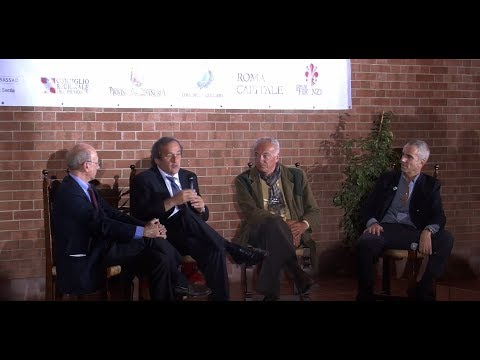 Federico Buffa racconta Michel Platini (premio Liedholm 2013)