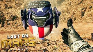 BROBOT HURK, JETPACK & ALIENS! Far Cry 5 Lost On Mars DLC!
