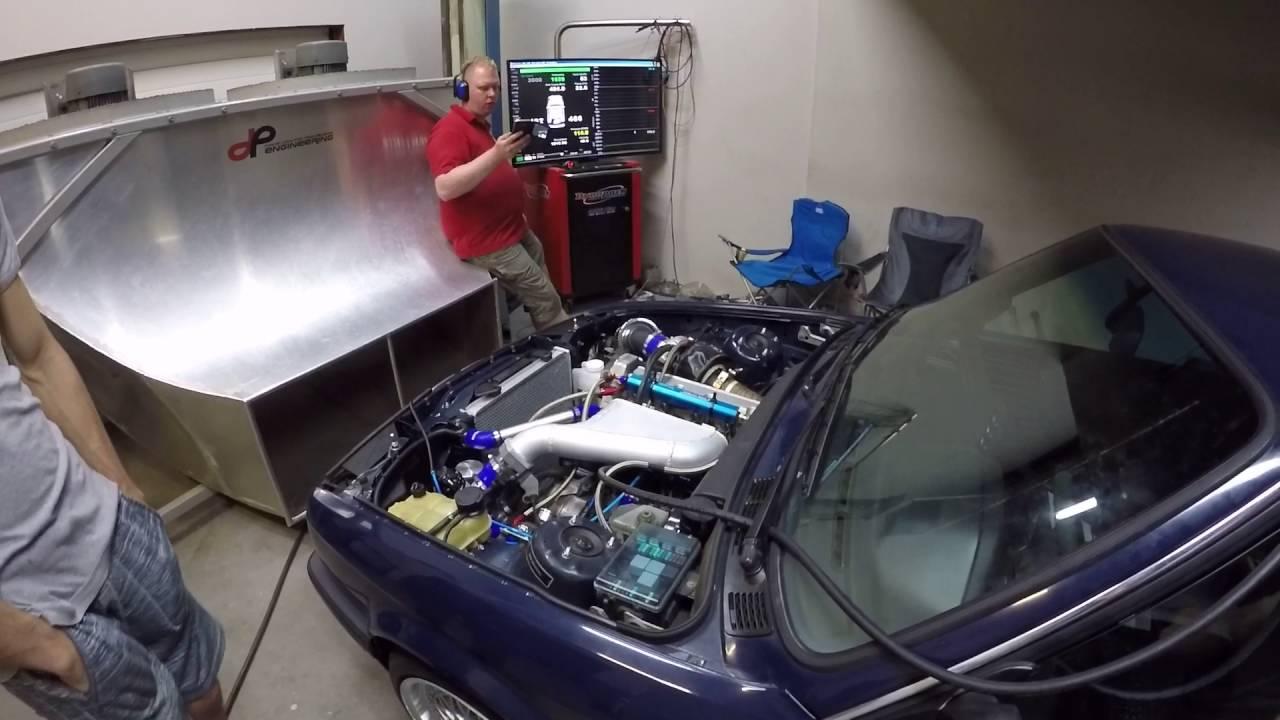 E30 318i m40 turbo 310pk - YouTube