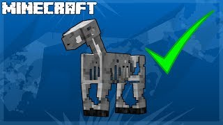 How to Get a SkeĮeton Horse in Minecraft Survival! 1.15.2
