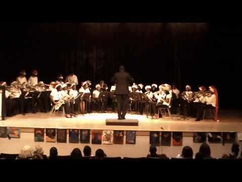 Booker T. Washington Senior High School Concert Band