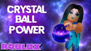 SPYING ON BULLIES USING THE NEW CRYSTAL BALL | Roblox Royale High