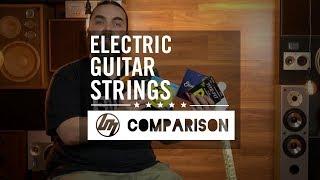 Electric Guitar String Shootout | Better Music
