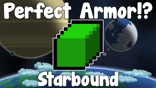 Perfect Armor - Starbound Guide Nightly Build