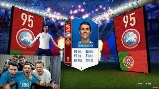 FINALMENTE LA MODALITA MONDIALII! PACK OPENING!! | FIFA 18 LIVE