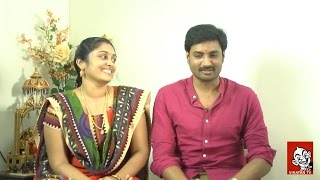 Star Talk | Saravanan meenakshi Fame Senthil And Sreeja