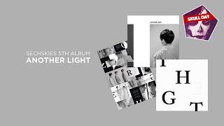 """SECHSKIES - 5TH ALBUM : ANOTHER LIGHT """"젝스키스 컴백 5집 앨범"""" 언박싱(특별…"""