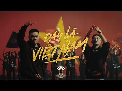 ĐÂY LÀ VIỆT NAM - Rhymastic ft Blacka - AIC 2018 - Offi