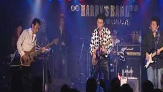 Harry's Band 08USABLIVE Rocknroll イェ~イ!
