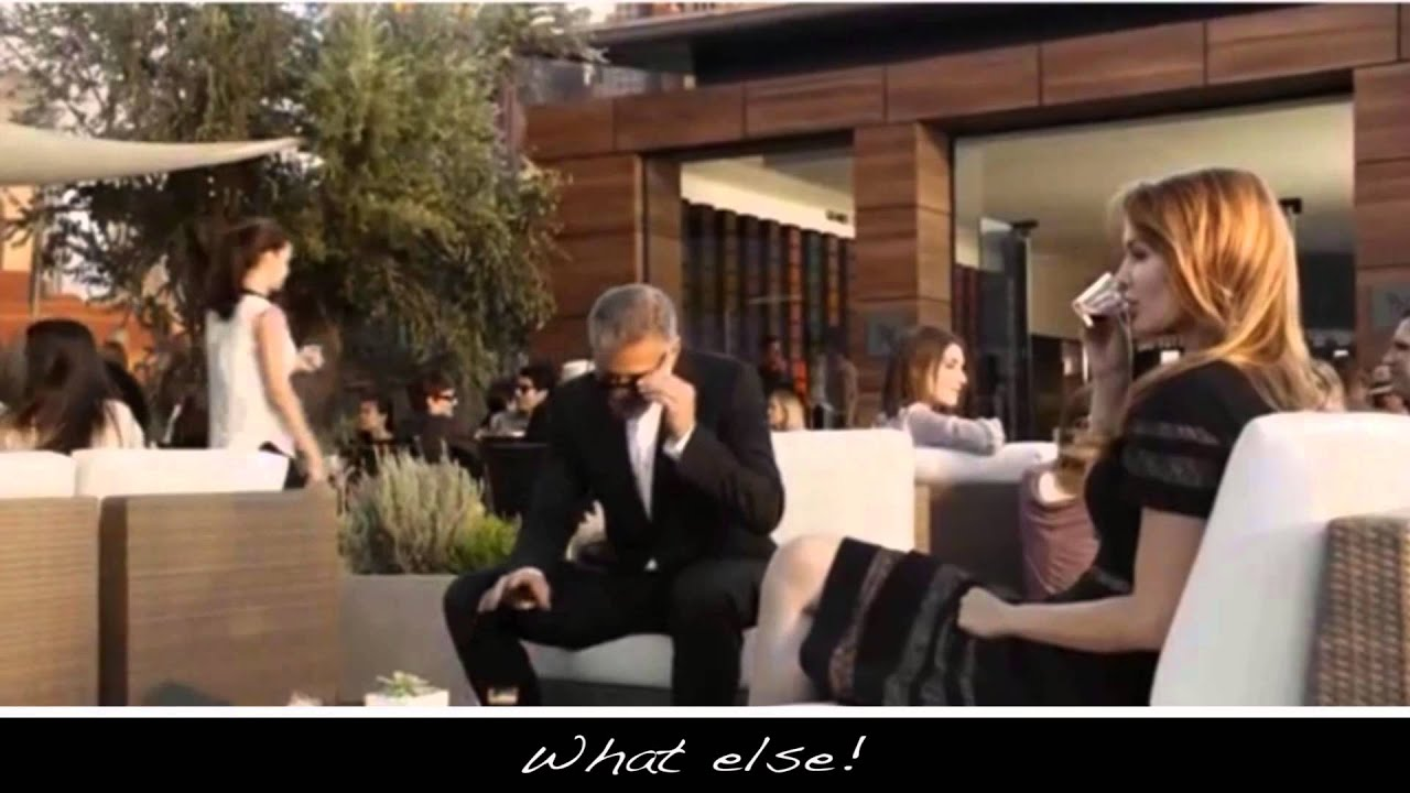 Souvent Nespresso Publicité avec Georges Clooney 2013 - YouTube AB19