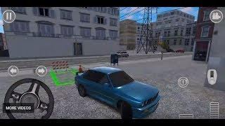 Real Driving School Simulator #5 Parking in Reverse Android Gameplay FHD