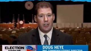 RNC Communications Director Doug Heye on RNC Chairman Election