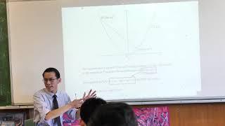 Y11 Mathematics Ext 1 Quiz (Parametrics questions)