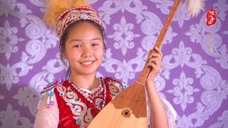 Fascinating China EP40: Dombra Art of Kazakh Ethnic Group | CCTV