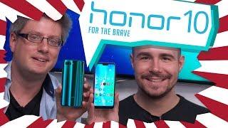Honor 10 - Unser Erfahrungsbericht (Deutsch)