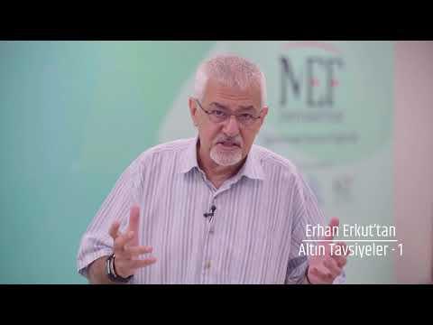 Prof. Dr. Erhan Erkuttan 15 Altın Tavsiye - 1