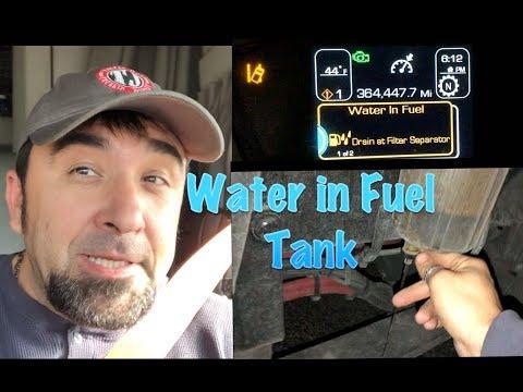 #77 Water in Fuel Tank, Trucker Jim's Truckin Journey