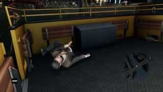 Watch Dogs: Sexually Induced Coma