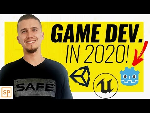 BEST GAME ENGINES To Use In 2020
