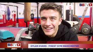 PROSPECT WATCH: DYLAN EVANS READY TO MAKE HIS PRO DEBUT