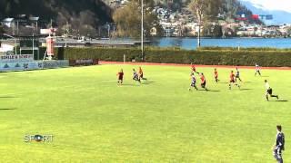 Fußball: U15 Zell am See vs. Red Bull Salzburg, www.rts-salzburg.at