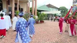 GX Tan Triều Đại Lễ Thánh Phaolo Hạnh & Ban Bí Tích Thêm Sức