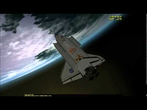 space shuttle simulator free online game - photo #18