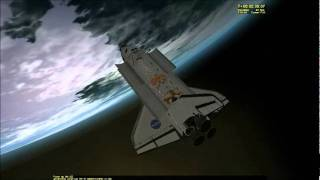 Space Shuttle Simulator PC