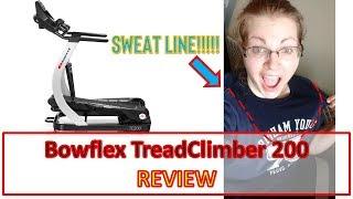 TreadClimber (TC200) REVIEW (Bowflex)