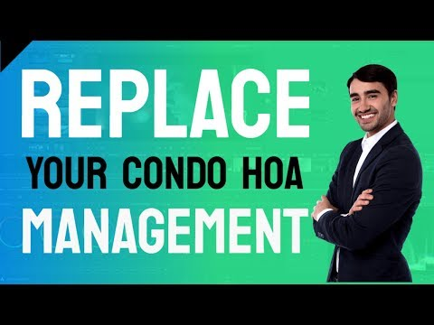 How To Replace Your Condo Association HOA Management Company In Florida - Property Management Miami