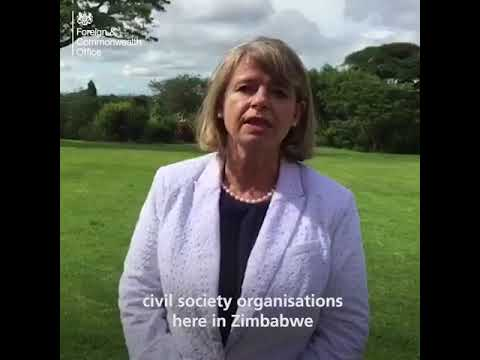 Foreign Commonwealth Office update on Zimbabwe