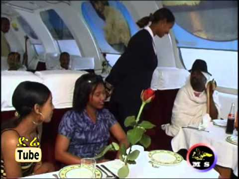 DireTube Comedy - Business - Funny Short Ethiopian Comedy Drama by Alebachew and Asres