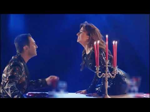 يلدز تيلبة وسردار أورتاتش - حبيبي الهوائي (أغنية تركية مترجمة) Serdar Ortaç - Havali Yarim