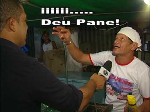 DEU PANE COM JURANDI EM ALPERCATA FESTIVAL DO QUIABO PARTE 1 - YouTube