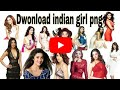 PNG    How to download png for picsart    girl png    indian model girl png    Picsart tips & trick