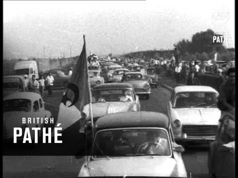 Algeria, One Month After Independence (1962)
