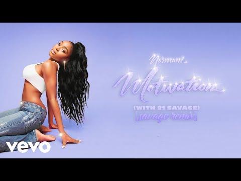 Normani, 21 Savage - Motivation (Savage Remix)