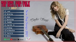 TOP 40 Songs Folk\Pop on Spotify Of Taylor Swift, SIA ,Charlie Puth,Justin Bieber, Maroon 5