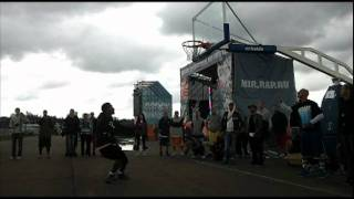 Jus Fly in Russia crazy between the leпs dunk