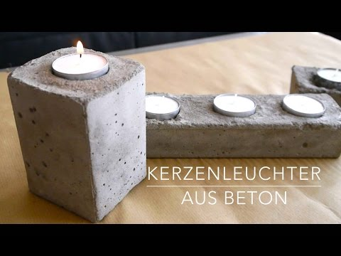 weihnachtsdeko basteln adventskranz aus beton tutorial. Black Bedroom Furniture Sets. Home Design Ideas